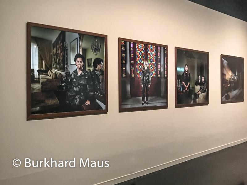 Lamia Maria Abillama, Institut du Monde Arabe, Paris, Troisième Biennale des Photographes du Monde Arabe Contemporain Arabe Contemporain