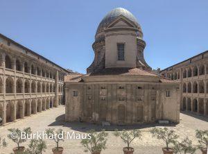 Chapelle du Centre de la Vieille Charité, Marseille
