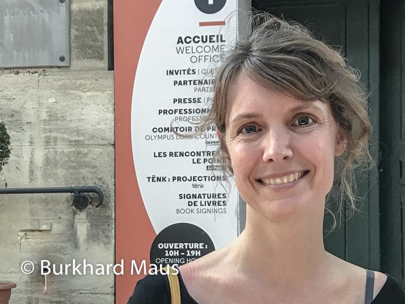 Aurélie de Lanlay, Les Rencontres de la Photographie d'Arles