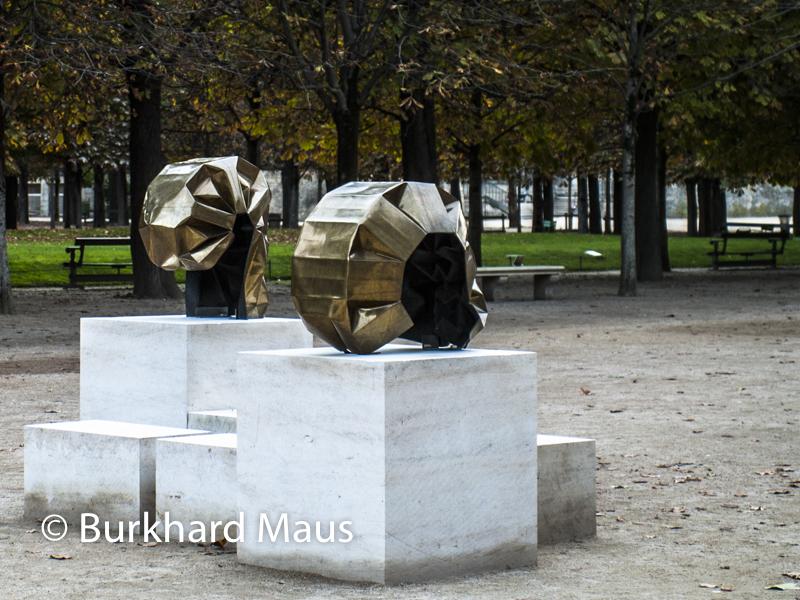"Matthew Monahan, Pushing up th Daisies"", FIAC/Tuileries 2019/Tuileries, Jardin des Tuileries, Foire Internationale d'Art Contemporain (FIAC) 2019:"