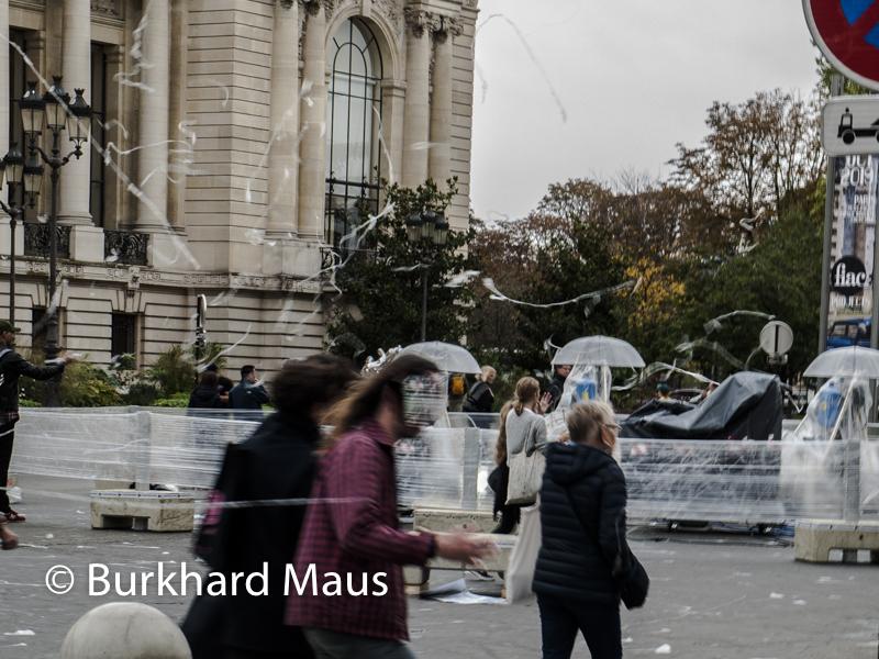 """Vivien Roubaud, """"Sucre cristal n°3, écoulement laminaire, courant alternativ, atmosphère modifiée"""", Foire Internationale d'Art Contemporain (FIAC) 2019"""