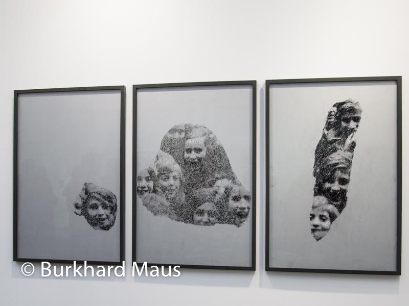 "Christian Boltanski, ""Chachés"", Chahés"", Chachés"", Galerie Marian Goodman, Foire Internationale d'Art Contemporain (FIAC) 2019"