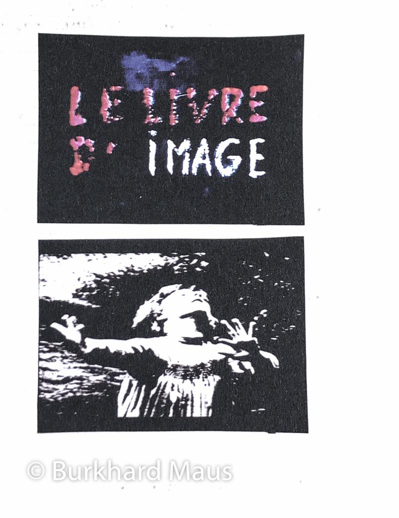 """Jean-Luc Godard, """"le livdre d'image"""", Casa Azul Films"""