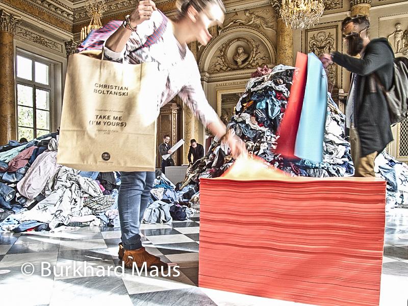"""Monnaie de Paris, """"Take Me (I'M Yours)"""" (détail)"""
