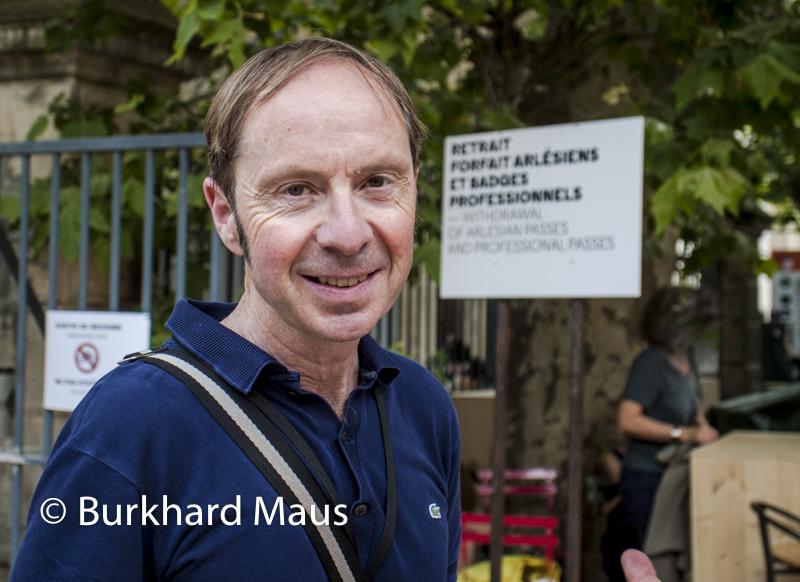 Luc Debranine, Les Recontres de la Photographie d'Arles 2019