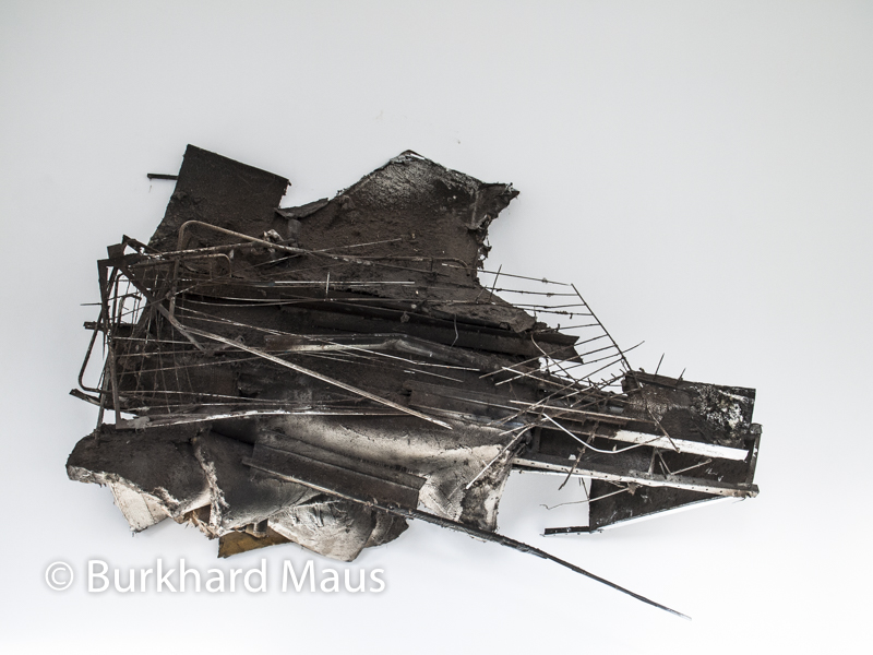 Peter Buggenhout, Konrad Fischer Galerie