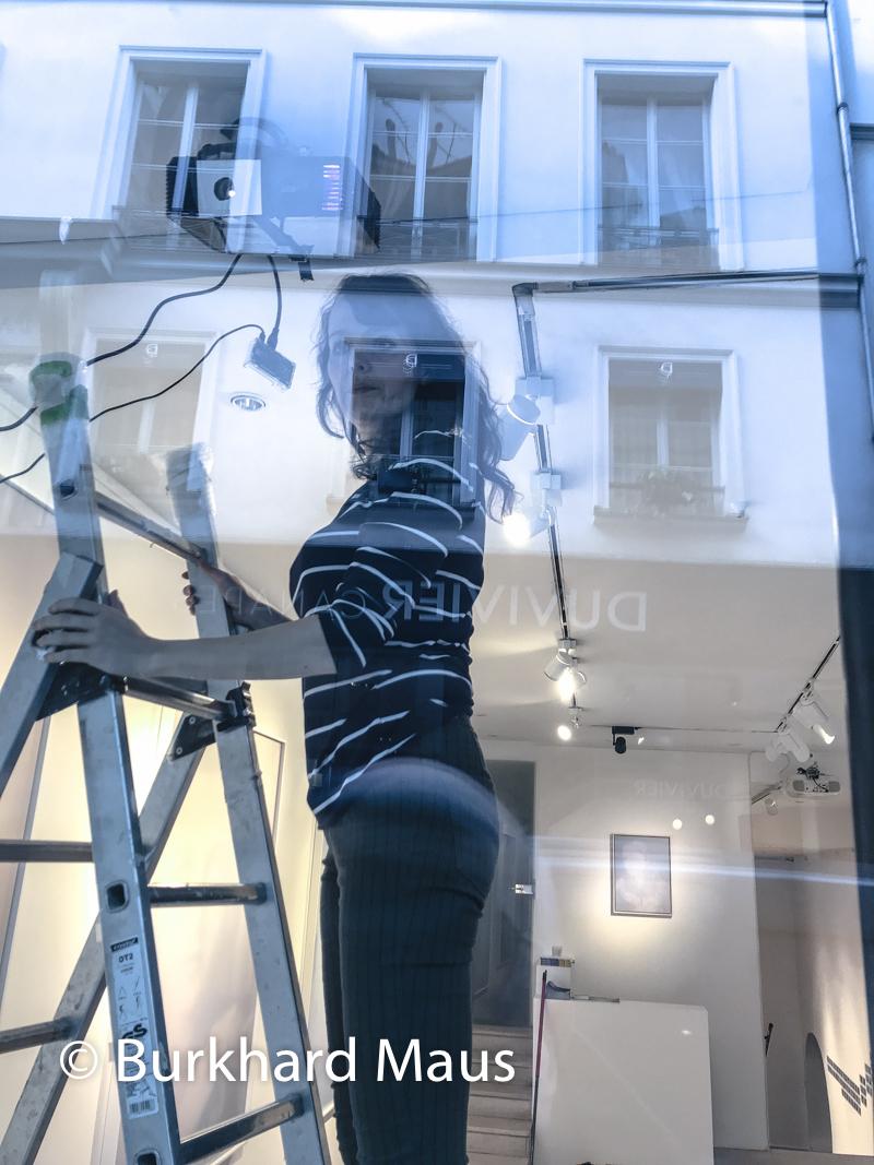 Johanna Reich, Galerie 'Agence à Paris, Paris