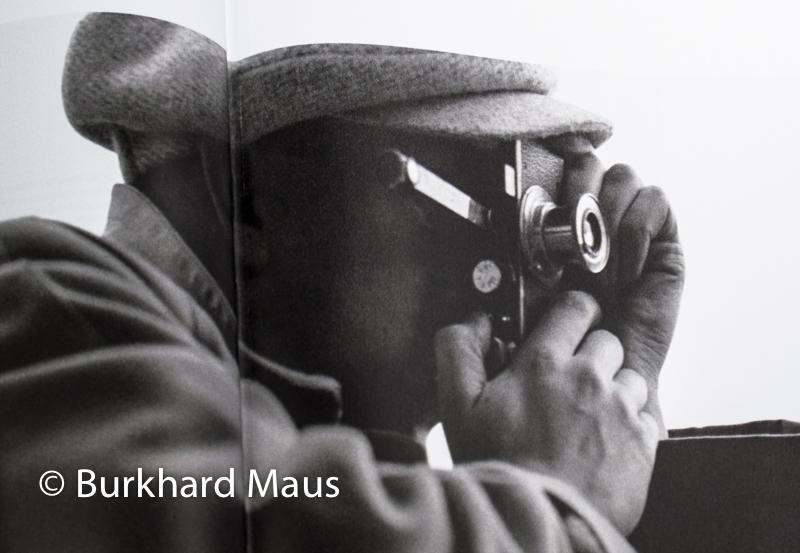 """Dr. Paul Wolff, """"I take Photographs"""" (détail), """"Licht und Schatten"""", Kehrer Verlag, Paris Photo 2019, Paris"""