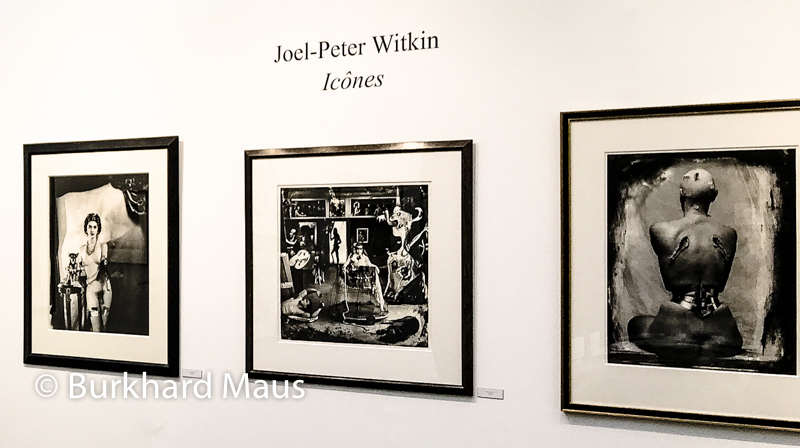 Joel-Peter Witkin, Galerie Baudoin Lebon, Paris Photo