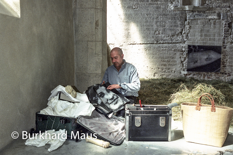 Christian Boltanski, Kunst Station Sankt Peter,Köln