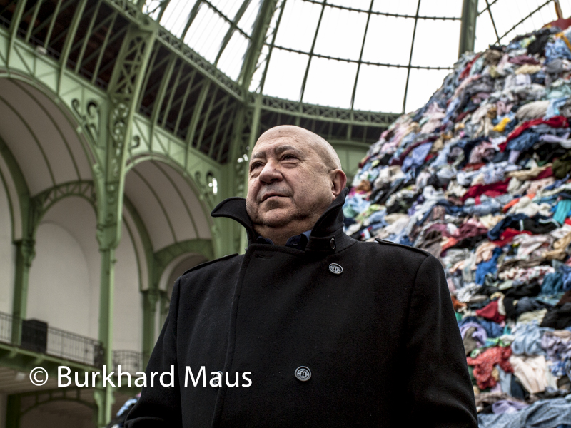 Christian Boltanski, Monumenta, Grand Palais, Paris