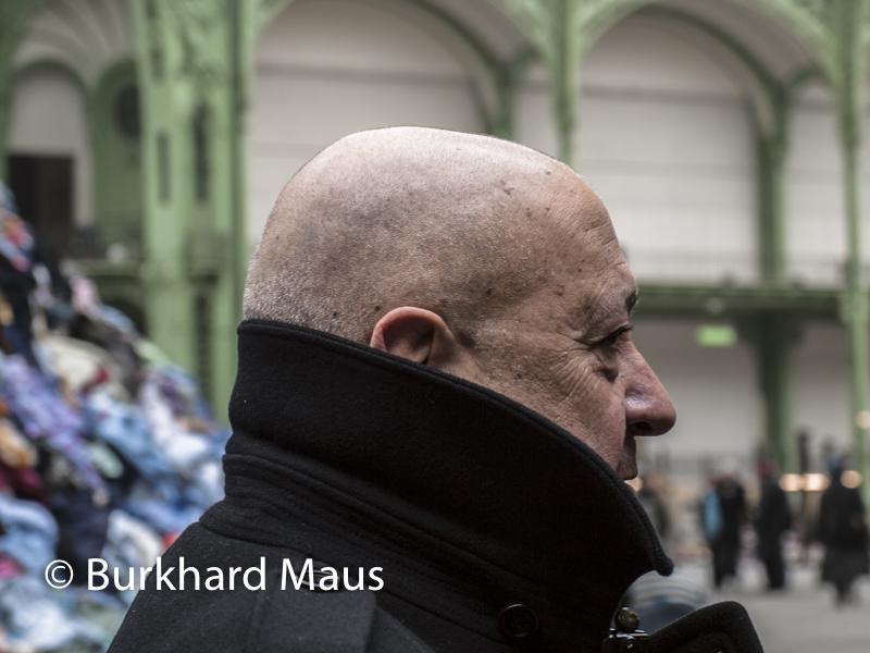Christian Boltanski, Monumenta, Grand Palais, Paris