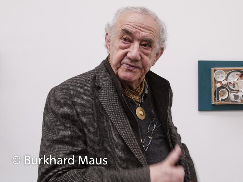 """Daniel Spoerri, """"Eat Art"""", Kunsthalle Düsseldorf"""