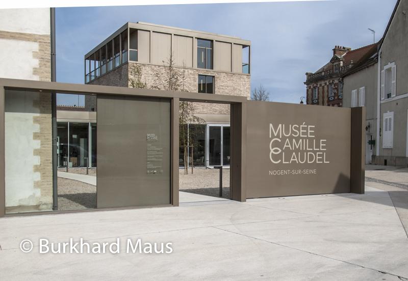 Musée Camille Claudel (détail), Nogent-sur-Seine
