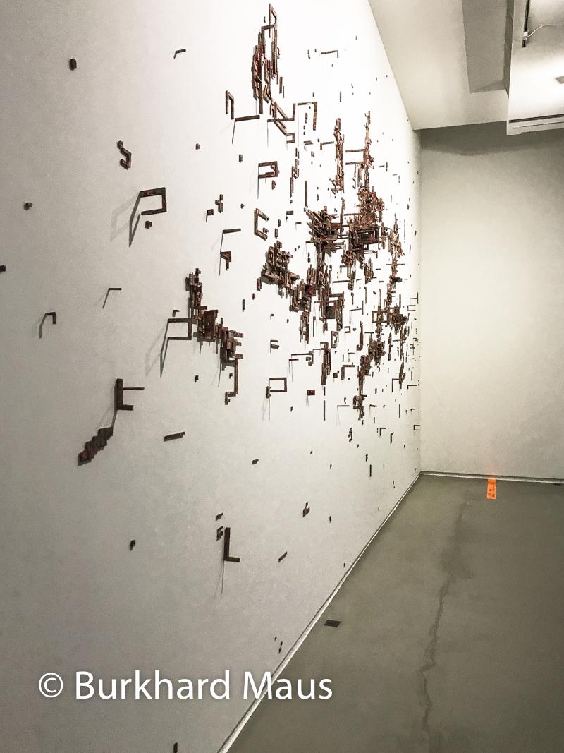 """Máximo González, """"Degradación"""", Jeu de Paume, """"Supermaché des images"""", Paris"""