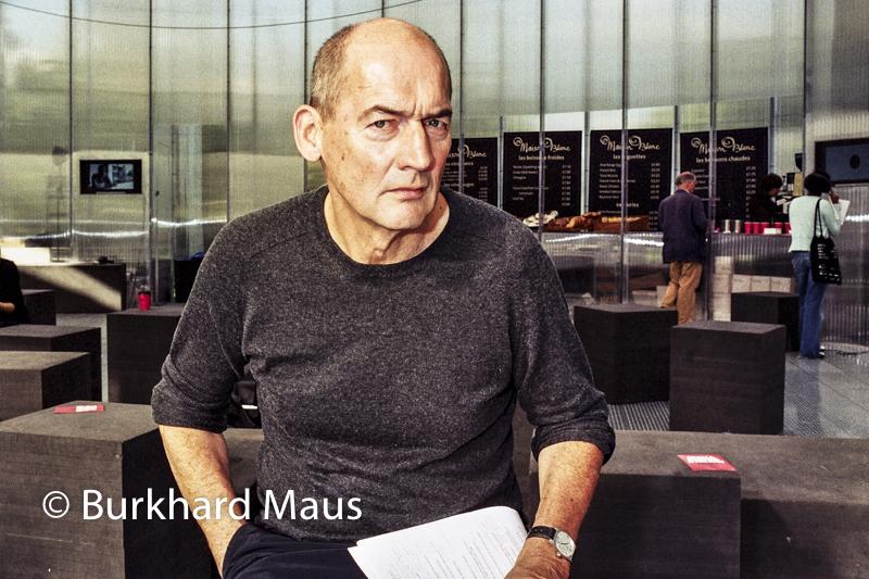 Rem Koolhaas, Serpentine Gallery
