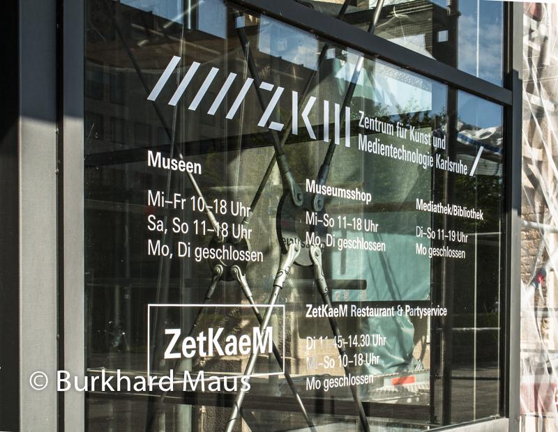 km, Zentrum für Kunst und Medien Karlsruhe