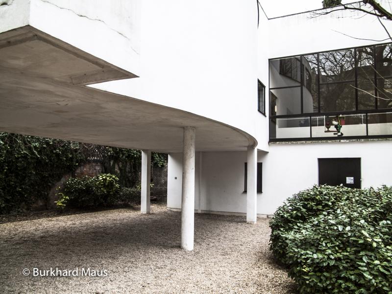 Fondation Le Corbusier, Maison La Roche (détail), Paris