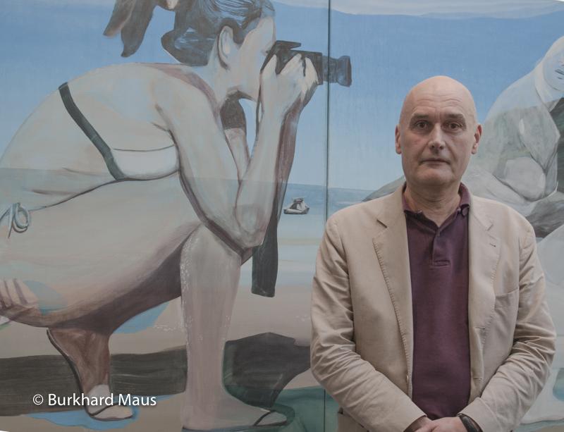 Marc Desgrandchamps, Galerie Eigen + Art, Foire internationale d'art contemporain, Paris