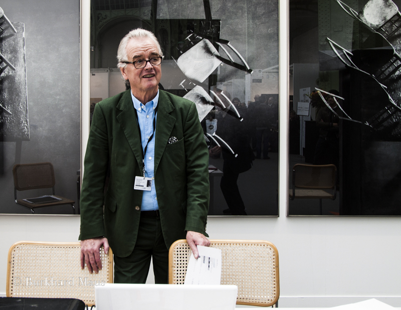 Hans Mayer, Fiac 2012
