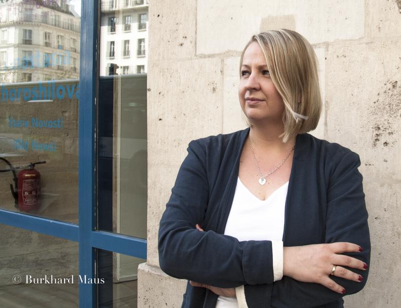Anastasia Khoroshilova, Maison Européenne de la Photographie, Paris