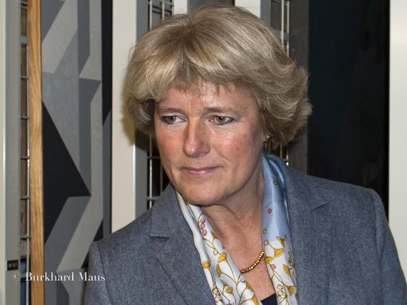 Monika Grütters, Archiv für Künstlernachlässe, Pulheim-Brauweiler