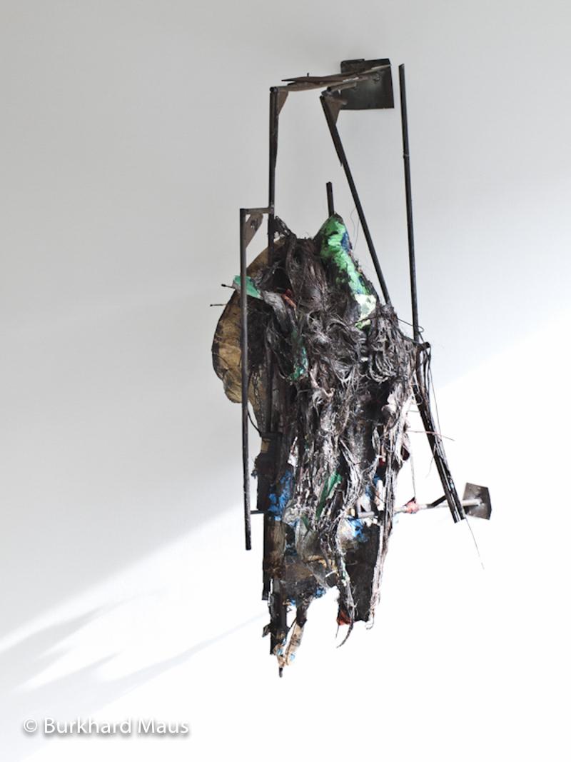 "Peter Buggenhout, ""Gorgo #36"", Museum Leuven"