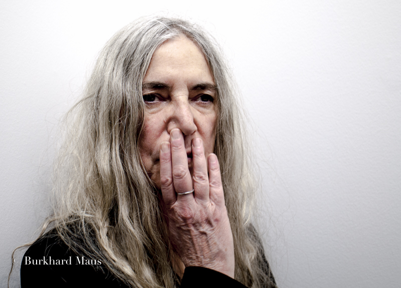 Patti Smith, Paris Photo 2017