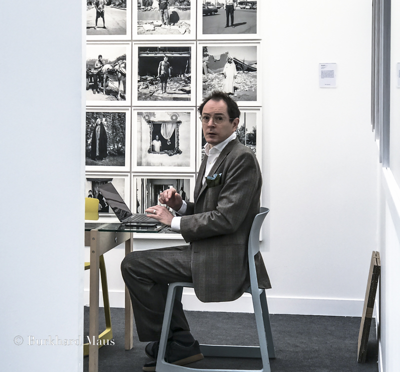 Julian Sander, Galerie Julian Sander, Paris Photo, Paris