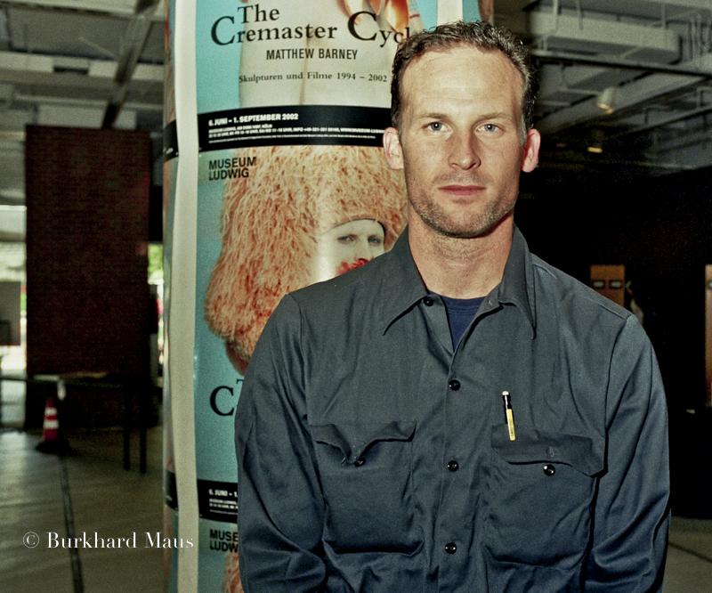 Matthew Barney, Museum Ludwig, Cologne