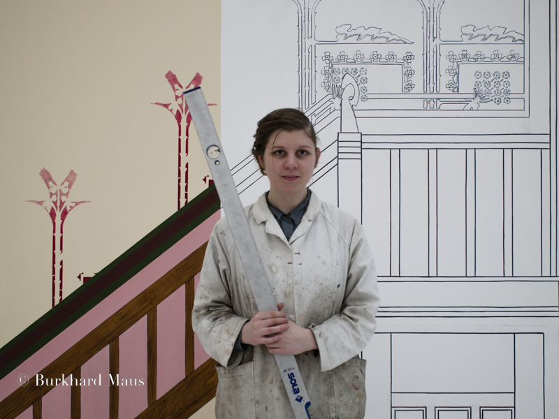 Lucy McKenzie, Museum Ludwig, Cologne