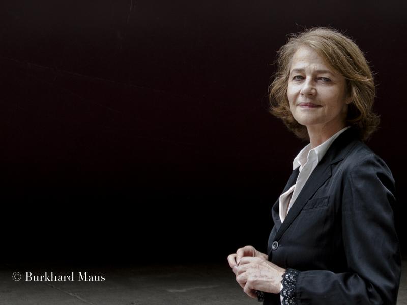 Charlotte Rampling, Monumenta 2011, Grand Palais, Paris
