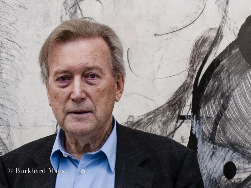 Michael Werner, Musée d'Art Moderne de Paris