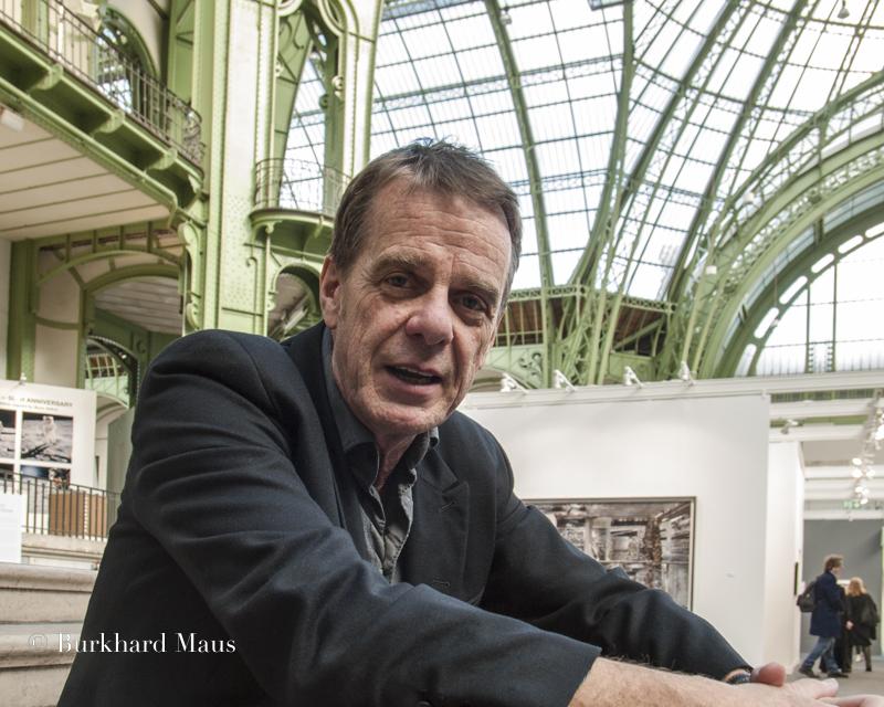 Heinz-Peter Schwerfel, Paris