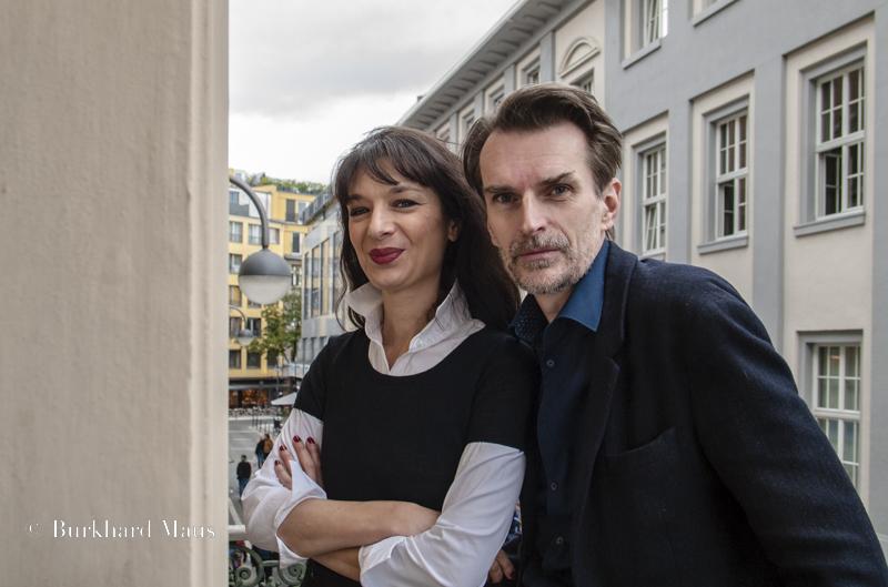 Nadia et Franz van der Grinten, Van der Grinten Galerie, Köln