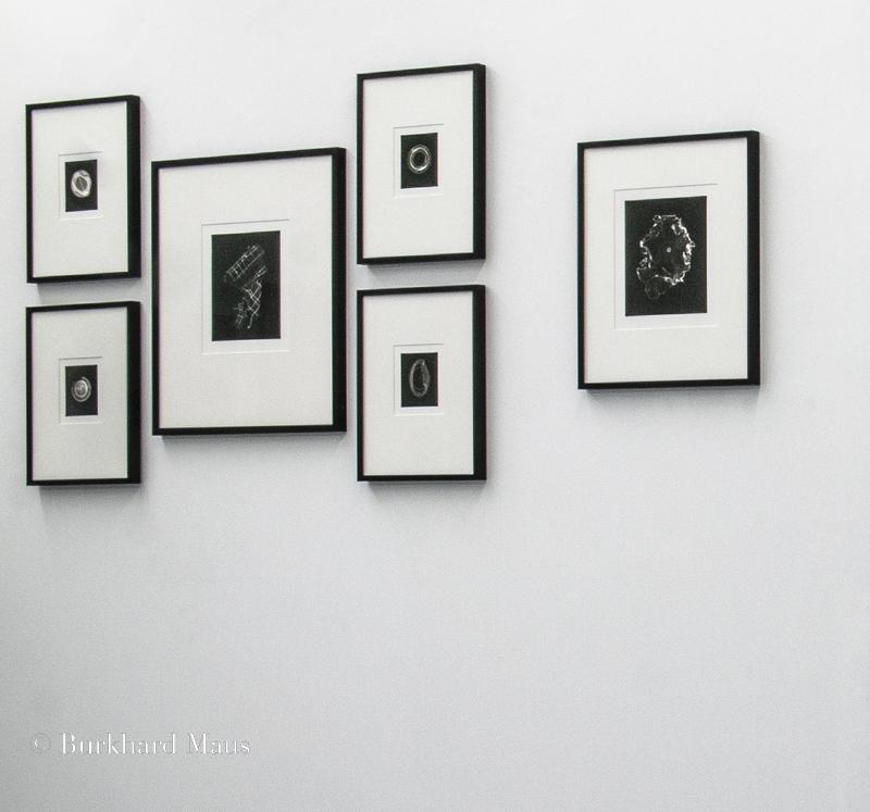 """Jens Knigge, """"Matière première"""" (détail), Galerie Esther Woerdehoff, Paris"""