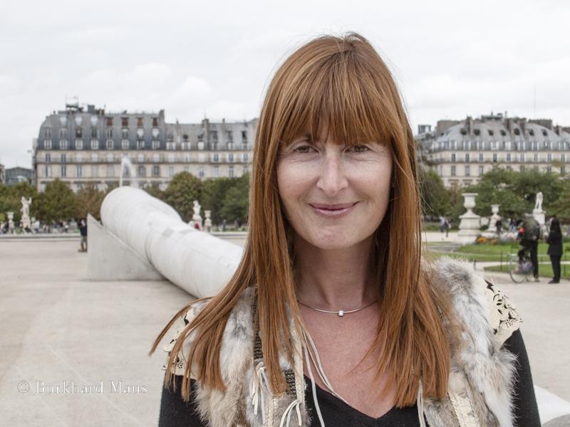 Sandra Hegedüs, Jardin des Tuileries