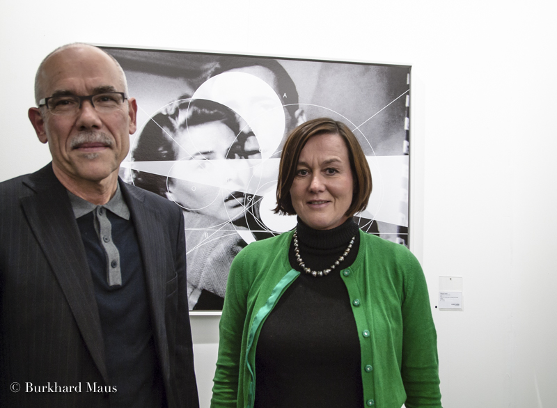 Walter Conrads & Helga Weckop-Conrads, Paris Photo 2012, Paris