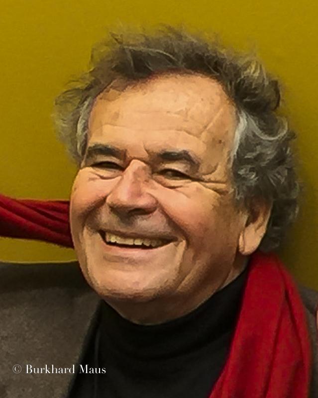 Bruno Barbey, Paris