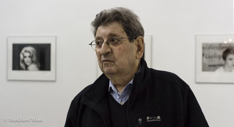 Léon Herschtritt, Galerie Esther Woerdehoff, Paris