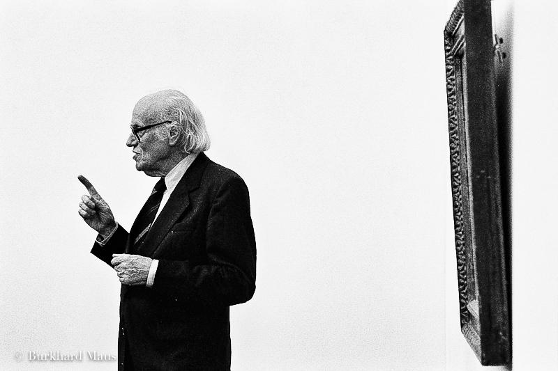 Werner Schmalenbach, Kunstsammlung Nordrhein-Westfalen, Düsseldorf