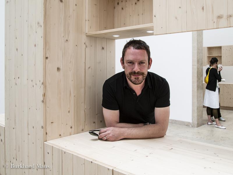 Liam Gillick, Esposizione internazionale d'arte di Venezia
