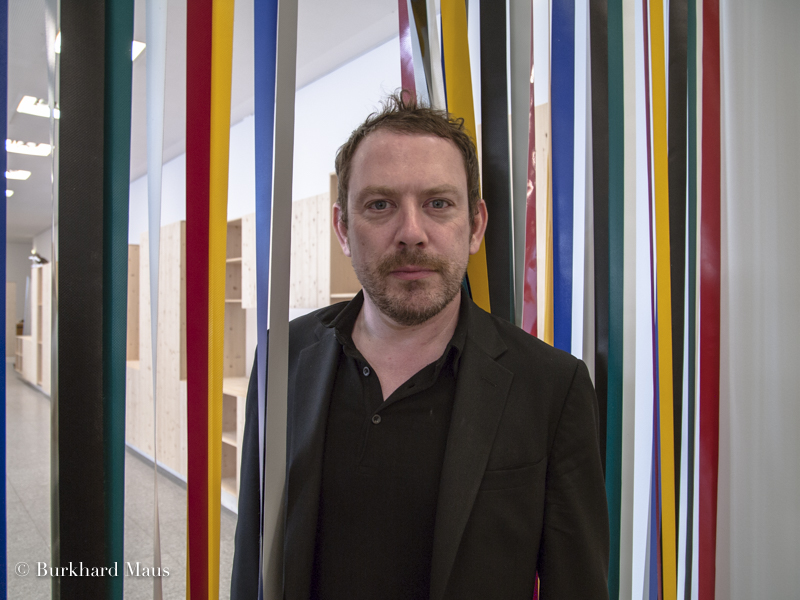Liam Gillick, Bundeskunsthalle