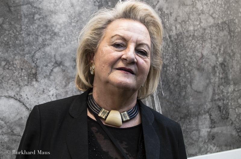 Ursula Krinzinger, Foire Internationale d'Art Contemporain (FIAC), Paris