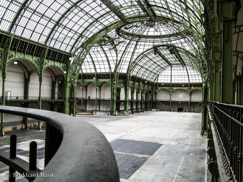 Grand Palais (détail), Paris
