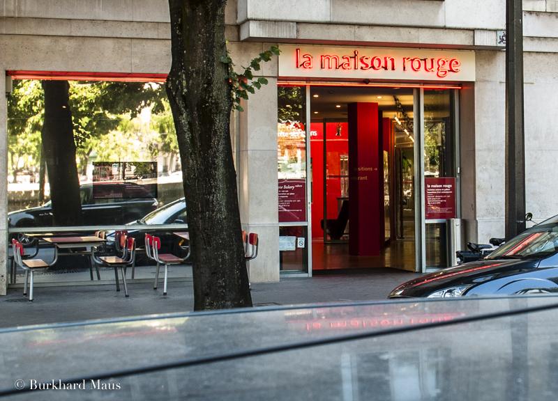 Antoine de Galbert, la maison rouge, Paris