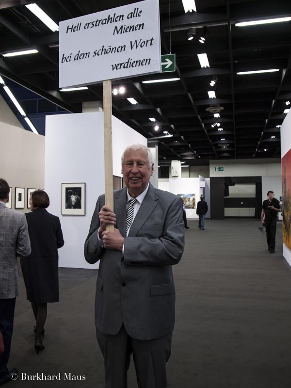 Hans-Peter Feldmann, Art Cologne