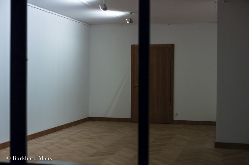 "Gregor Schneider, ""Sterberaum"" (détail),""Wand vor Wand"", Bundeskunsthalle, Bonn"