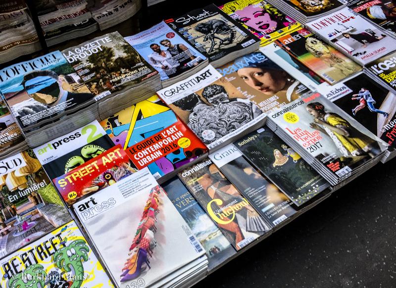 La Presse de France, Paris