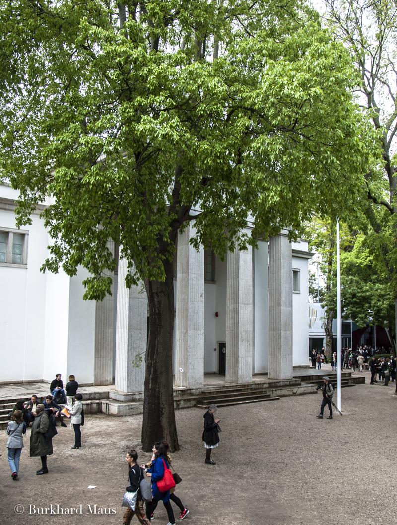 Deutscher Pavillon (détail), Biennale Venedig 2019, Venise